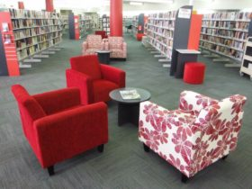 Goulburn Library and Local Studies Room