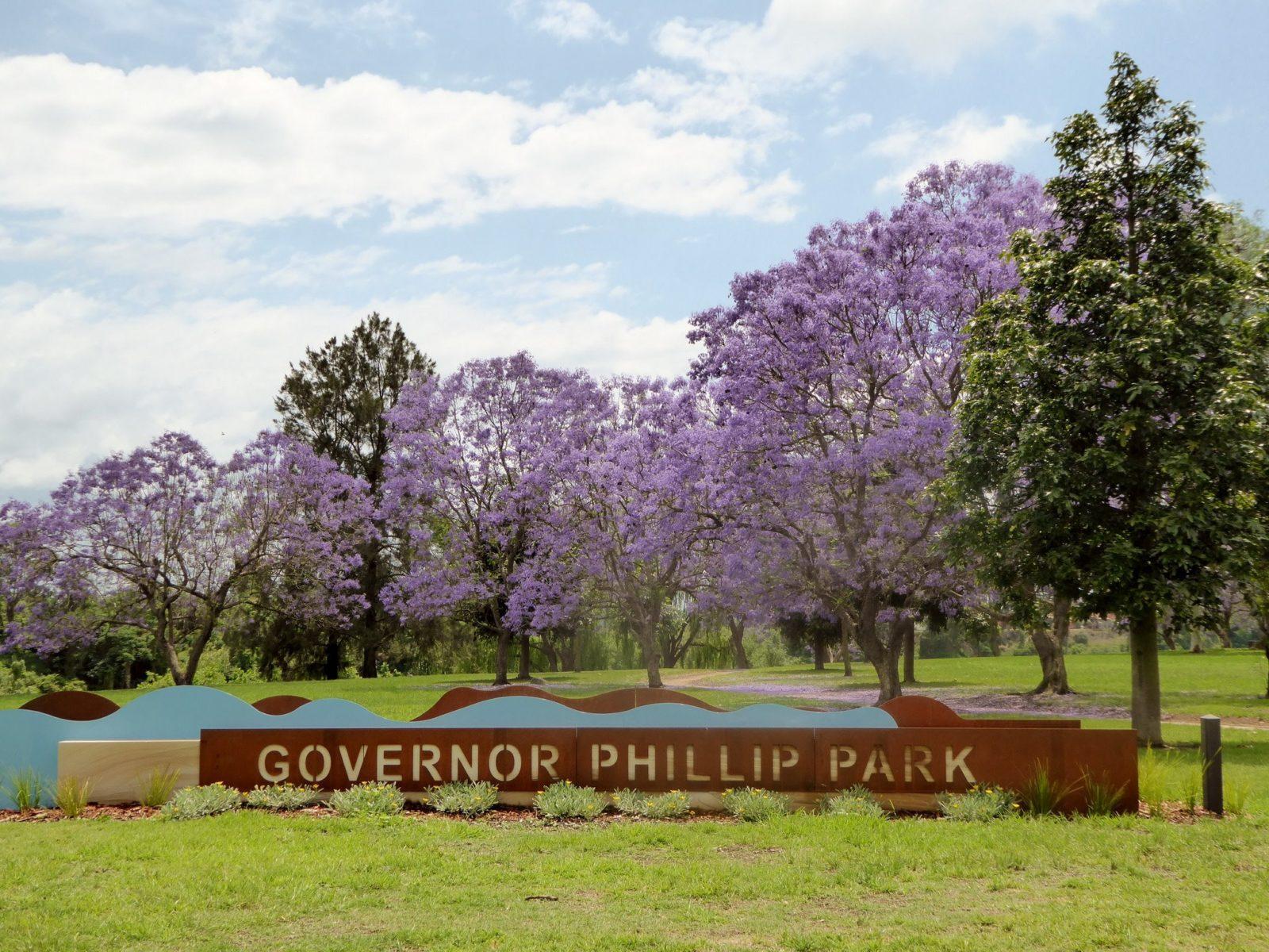 Governor Philip Park