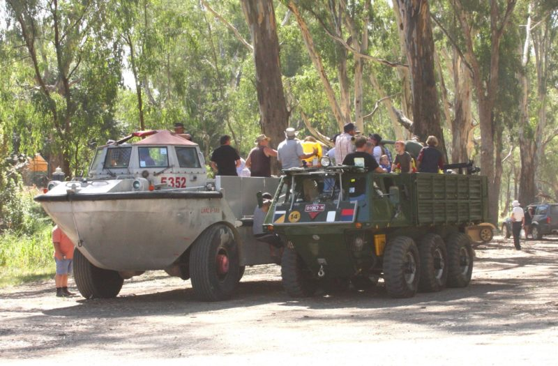 Ex-Military Vehicle Gathering