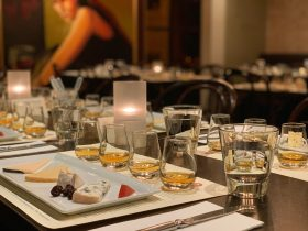 Premium Whiskey and Cheese Public Tasting