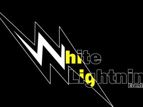 White Lightning Events logo