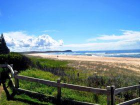 Grants Beach Coastal Walk