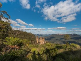 Greater Blue Mountains Drive - Blue Mountains Discovery Trail