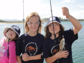 Kids Fishing Workshop, Greenwell Point