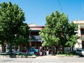 Main Street, Grenfell NSW