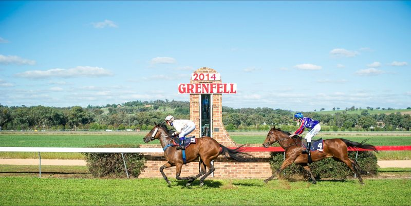 2014 Grenfell Picnic Races