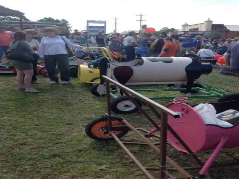 Gresford Billy Cart Derby