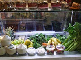 Grow Salad & Juice