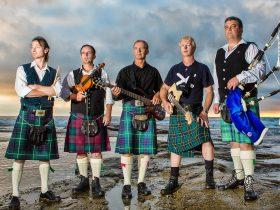 Celtic/Rock band