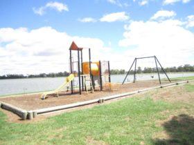 Play ground at Gum Bend Lake