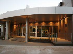Entrance Gundagai District Services Club