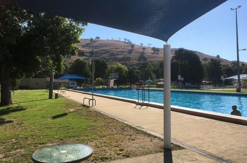 Gundagai Swimming Pool