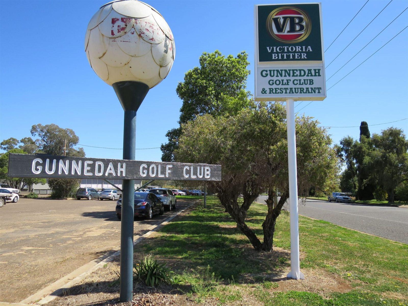 Gunnedah Golf Club