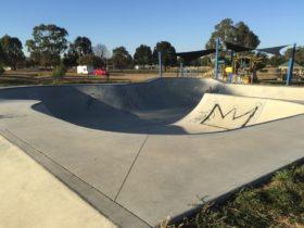 Gunning Skate Park