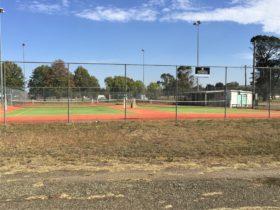Gunning Tennis Courts