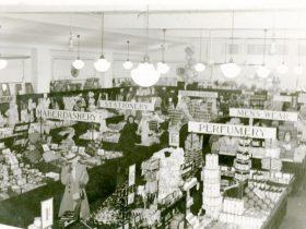Haberdashery to Home Exhibition Lavington Library