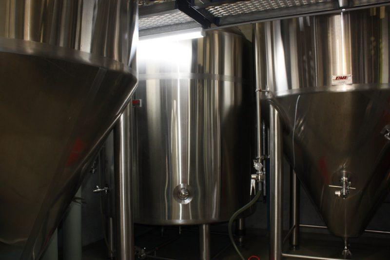 Hairyman brewing equipment
