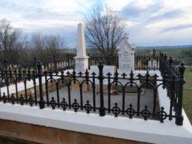 Hamilton Humes Grave