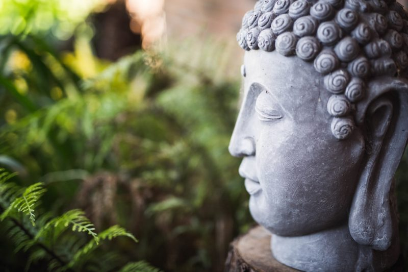 Buddha at Happy Buddha Retreats