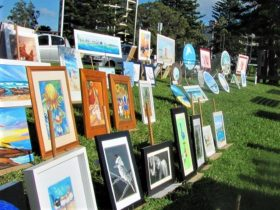 Harbourside Artists Exhibition