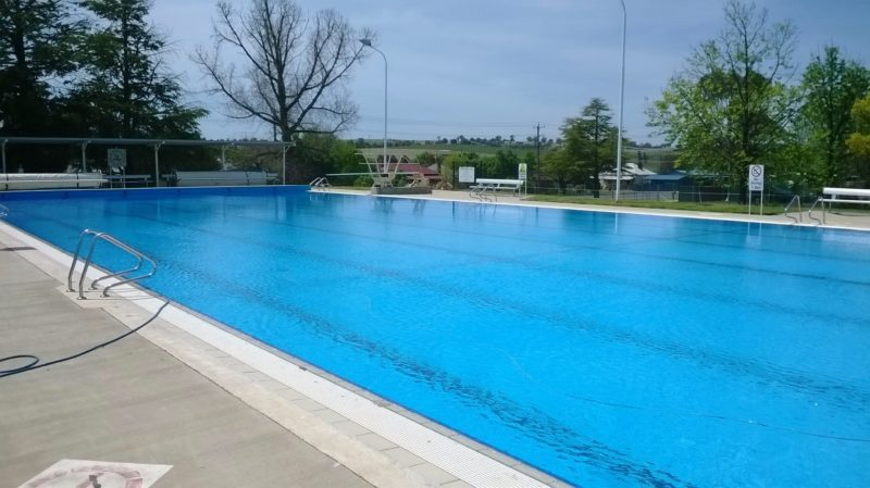 Harden Town Pool
