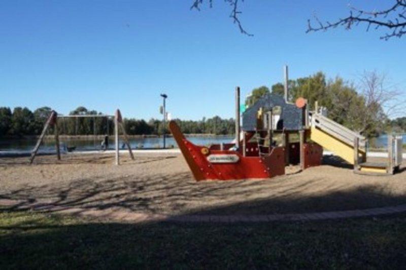 Harrington Park Lakes