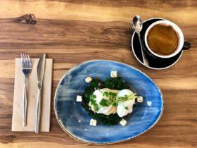 Breakfast at Harvest Cafe