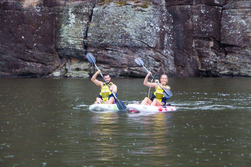 Hawkesbury Kayaks at Wisemans Ferry