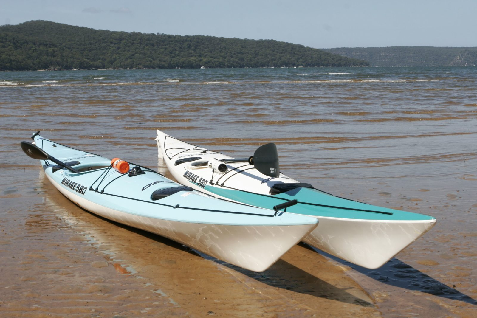 Hawkesbury River Kayak Hire