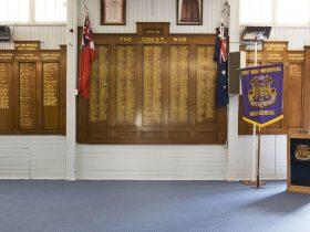Hay War Memorial High School Museum