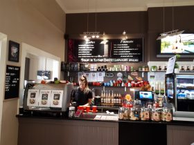 Helen's Coffee Lounge