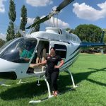 Helicopter Scenic Flights – Tamworth Country Music Festival