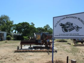 Eds Farm Machinery Museum Henty