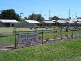 Henty Lawn Bowls