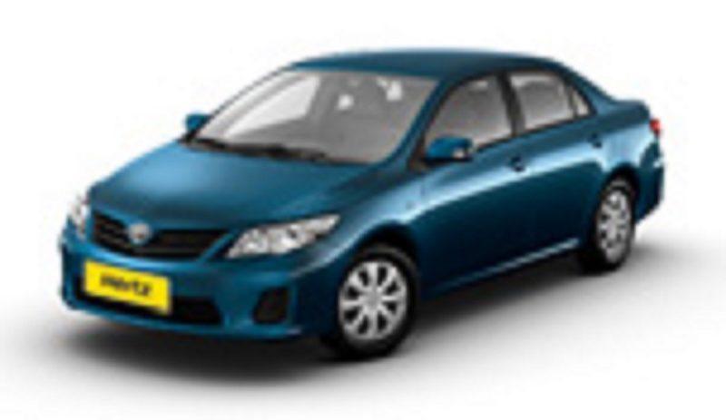 Hertz Hire Car - Yass