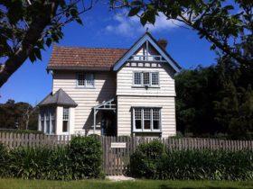 Highfield Cottage in Sutton Forest