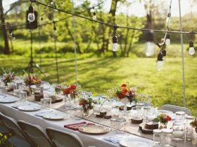 Highlands Vineyard Long table