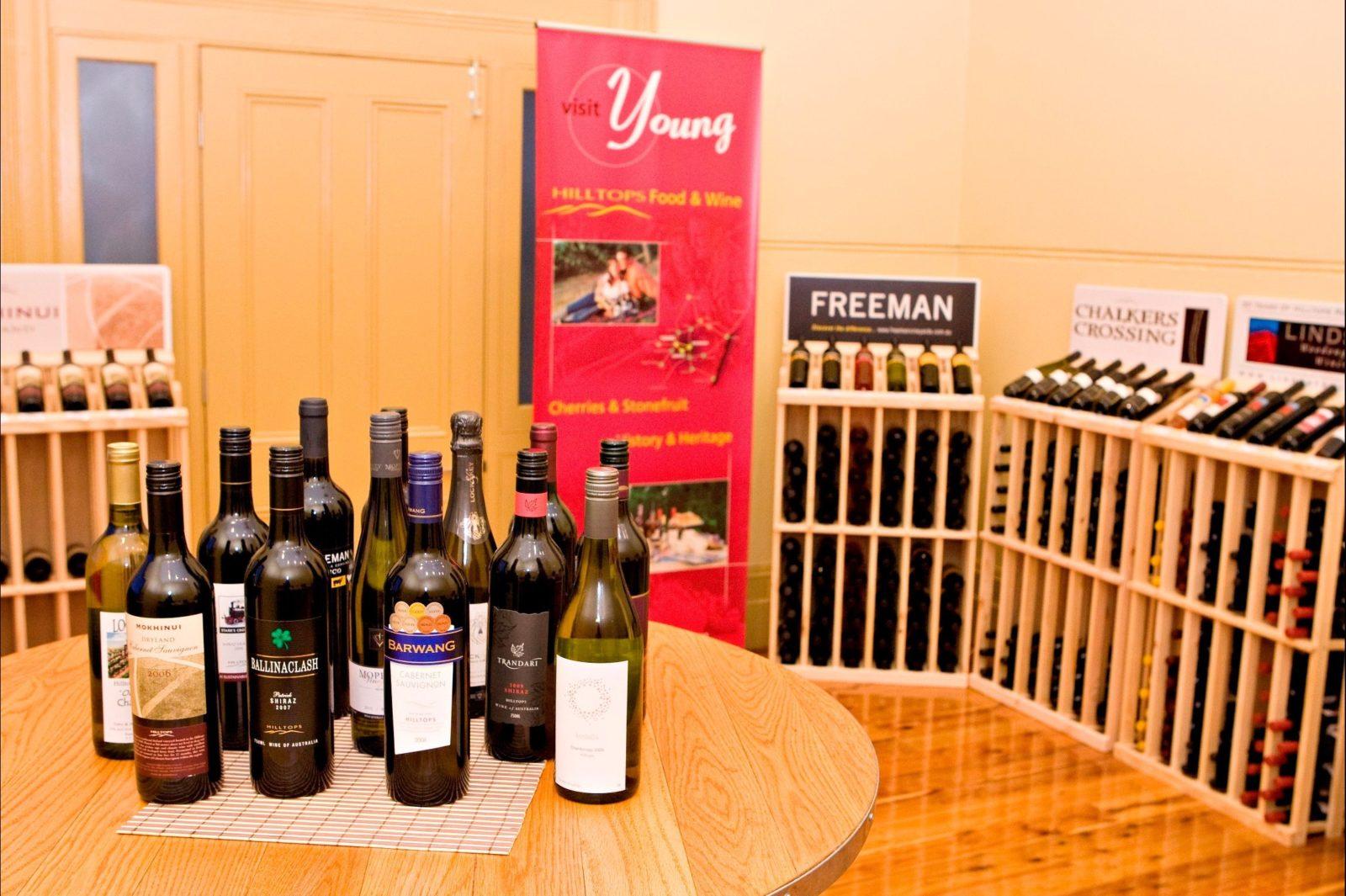Hilltops Regional Wine Cellar- Young Visitor Information Centre