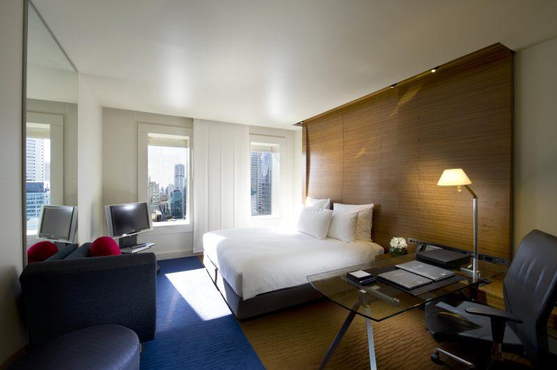 Hilton Sydney guest room