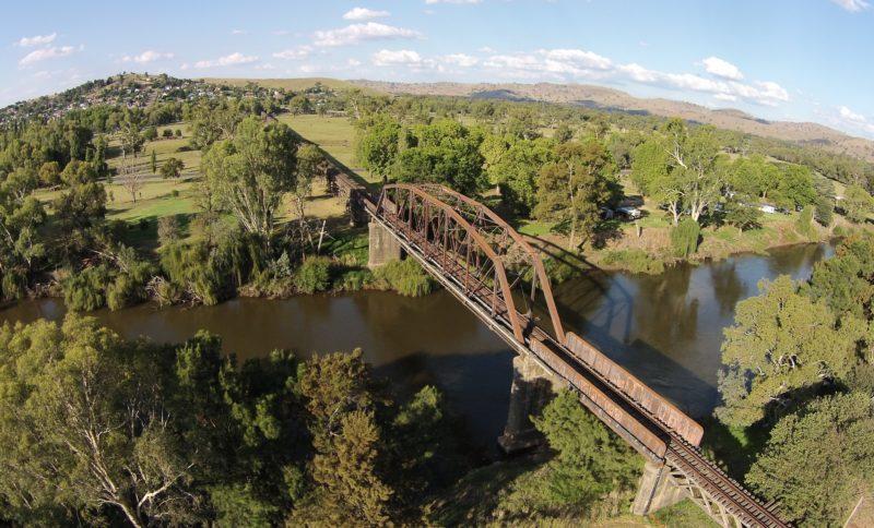 Gundagai Rail Bridge