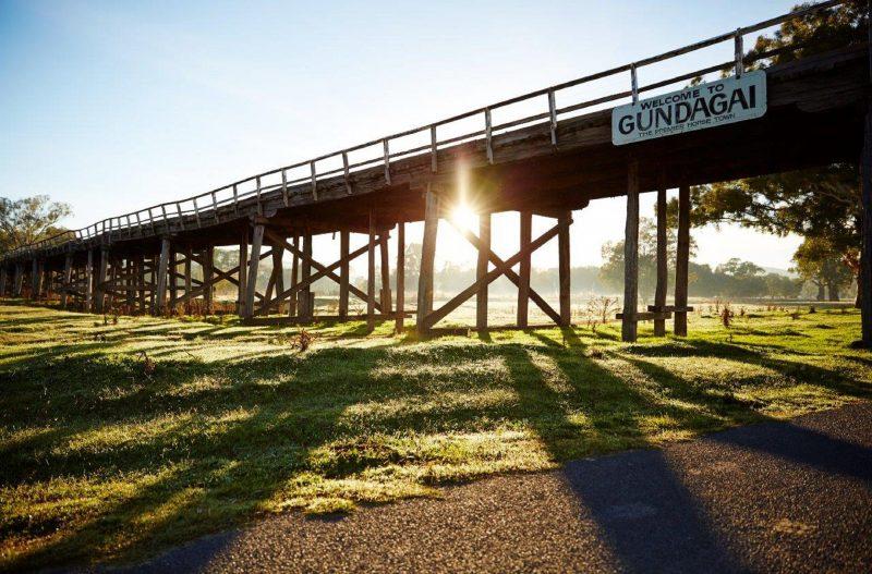 Prince Alfred Bridge Gundagai