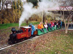 Holbrook Miniature Railway