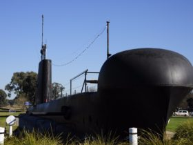 HMAS Otway Holbrook