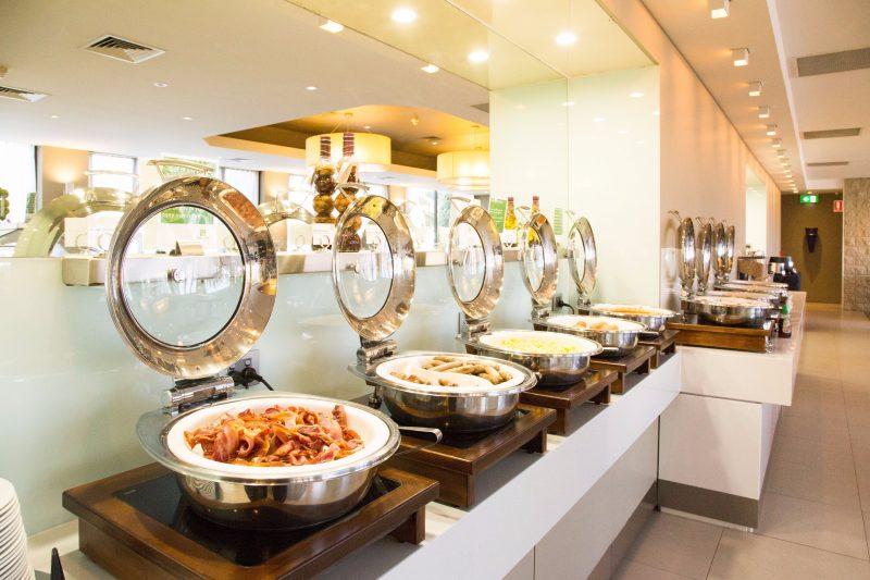 Buffet Breakfast Twenty One Fifty Restaurant