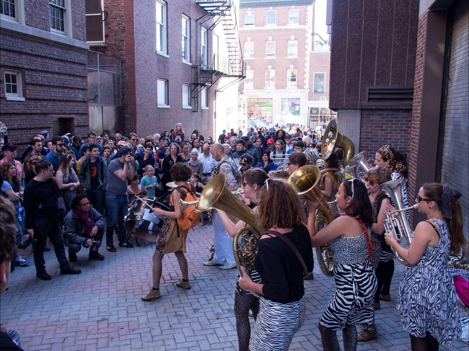 Honk! Oz - Street Music Festival