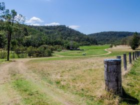 Howes trail, Yengo National Park. Photo: John Spencer