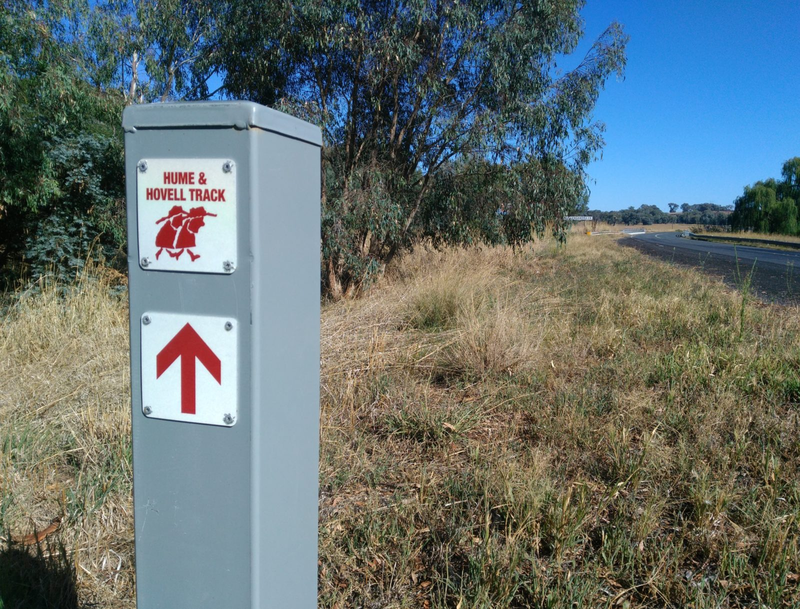 Hume and Hovell Walking Track