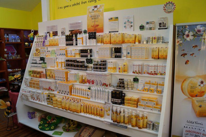 Hunter Honey Hive cosmetics
