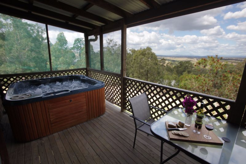 Cedar Cottage Deck