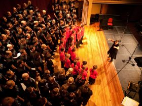 Hunter Singers at Newcastle City Hall